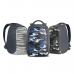 Рюкзак XD Design Bobby Compact Print Camouflage (синий хаки) P705.655