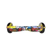 Гироскутер Smart Balance Wheel 6,5 граффити желтый (+Mobile APP) (+Balance)