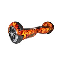 Гироскутер Smart Balance Wheel 6,5 огонь (+Mobile APP) (+Balance)