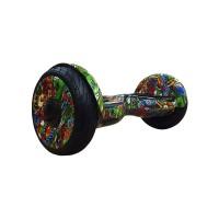 Гироскутер Smart Balance 10 New Мультик зеленый (+Mobile APP) (+Balance)