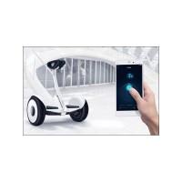 Гироскутер мини-сигвей Xiaomi (Mi) Ninebot Mini белый