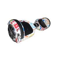 Гироскутер Smart Balance Pro 6,5 граффити белый (+Mobile APP) (+Balance)