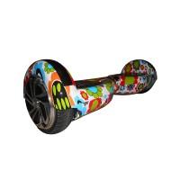 Гироскутер Smart Balance Wheel 6,5 ромашка