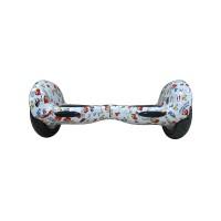 Гироскутер Smart Balance Wheel Suv 10 Angry Birds