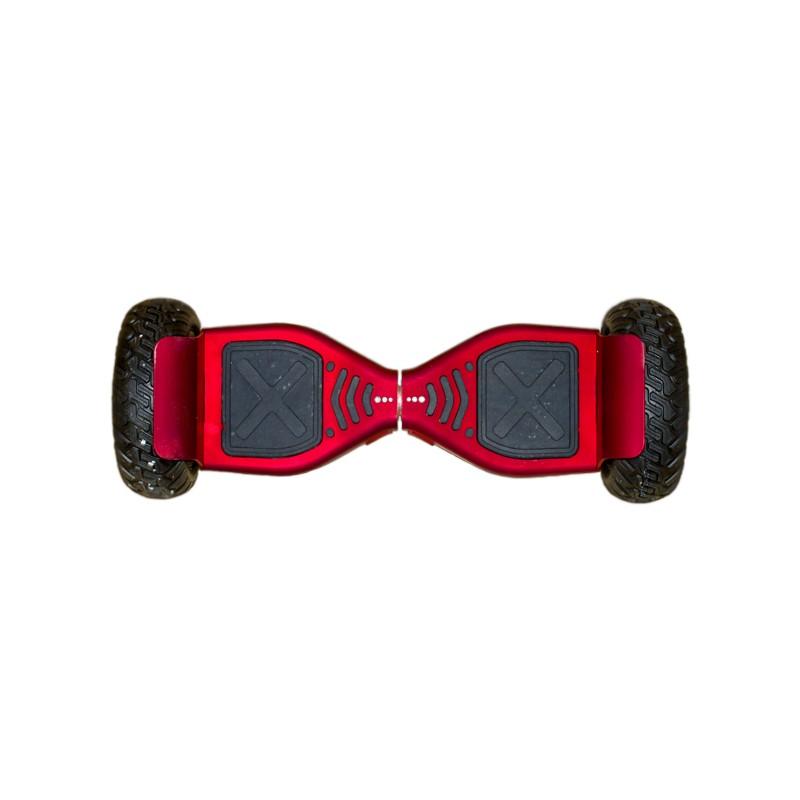 Гироскутер Smart Balance 10 off road PRO красный (+Mobile APP) (+Balance)