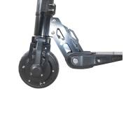 Электросамокат the lightest electric scooter черный карбон