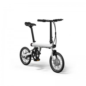 Электровелосипед Xiaomi (Mi) Mijia QiCycle Folding Electric Bike (белый)