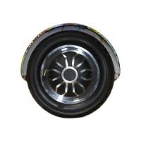 Гироскутер Smart Balance Wheel Suv 10 граффити оранжевый (+Mobile APP) (+Balance)