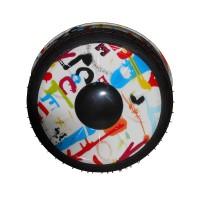 Гироскутер Smart Balance 10 New белый граффити