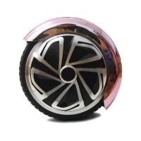 Гироскутер Smart Balance Wheel 6,5 хром розовый (+Mobile APP)