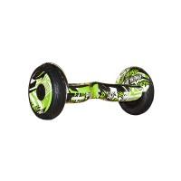 Гироскутер Smart Balance 10 New граффити зеленый (+Mobile APP) (+Balance)