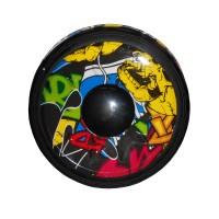 Гироскутер Smart Balance 10 New желтый граффити (+Mobile APP) (+Balance)