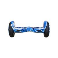 Гироскутер Smart Balance 10 New синий раскрас (+Mobile APP) (+Balance)