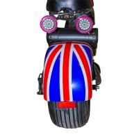 Электросамокат SEEV CityCoco Британский флаг