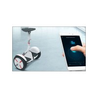 Гироскутер мини-сигвей Ninebot Mini PRO черный 5700 mAh (MAч)