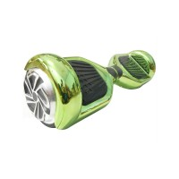 Гироскутер Smart Balance Wheel 6,5 хром зеленый (+Mobile APP)