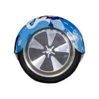 Гироскутер Smart Balance Wheel 6,5 синий раскрас