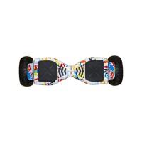 Гироскутер Smart Balance 9 Off-Road граффити белый