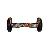 Гироскутер Smart Balance 10 New Граффити оранжевый (+Mobile APP) (+Balance)