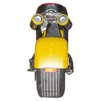 Электросамокат SEEV CityCoco желтый