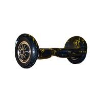 Гироскутер Smart Balance Wheel Suv 10 желтая молния (+Mobile APP) (+Balance)