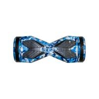 Гироскутер Smart Balance Transformer 8 синий раскрас