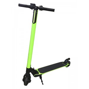 Электросамокат the lightest electric scooter (Jack Hot) Карбон 5,5 Зеленый