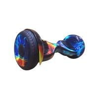 Гироскутер Smart Balance 10 New красно синяя молния (+Mobile APP) (+Balance)